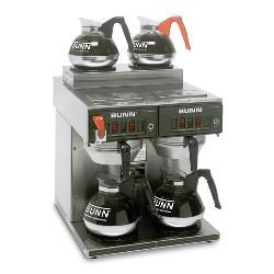 bunn coffee pots are available in a variety of styles and models for both home coffee makers and commercial coffee makers find out other uses for your bunn - Commercial Coffee Maker