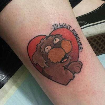28 Incredible Tattoos Inspired by Futurama