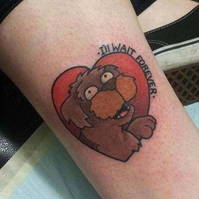 28 Incredible Tattoos Inspired by Futurama