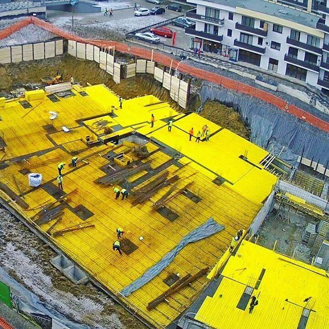Work in progress ☺️  Imobilul M7 va fi gata anul viitor, in primavara ❤️ #sophiaresidence  #Regram via @sophiaresidence