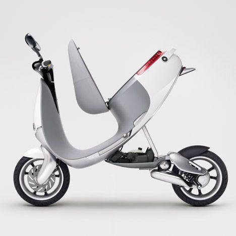 Gogoro smart scooter