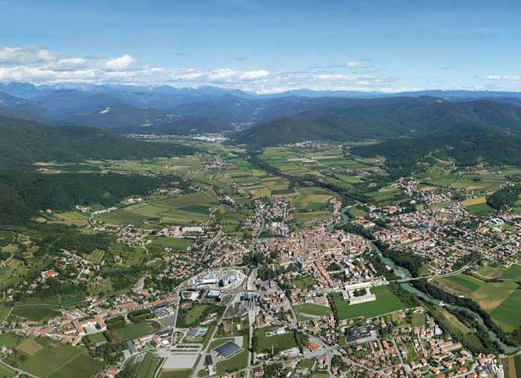Cividale del Friuli: di origine romana, fu capitale longobarda del Friuli.