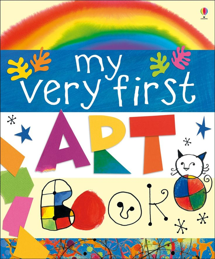 """Find out more about """"My very first art book"""", write a review or buy online."""