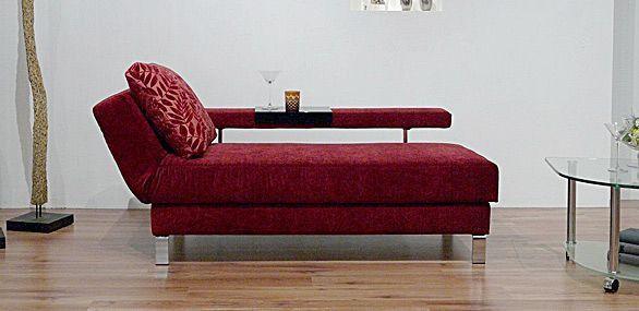 Schlafsofa Recamiere New Nehl Wohnideen Stratos In 2020 Inspiration Home Decor Chaise Lounge