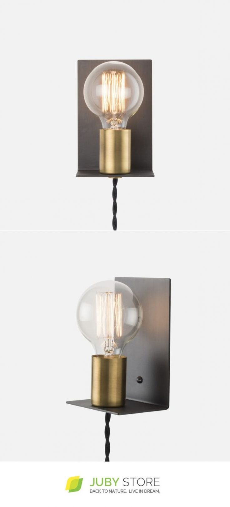 SchoolHouse Holmes Sconce - Juby Store