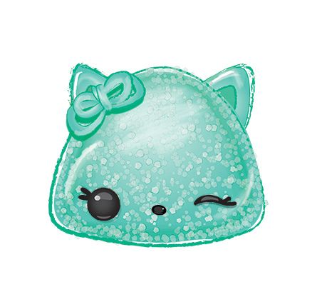 Mint Gummy Stamp-It Character | Num Noms