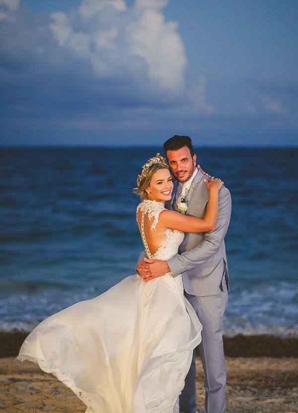 """Noivos: o estilo Ricardo Almeida nos """"nossos"""" casamentos reais"""