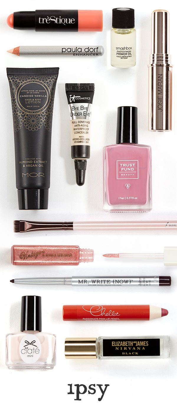 If you're looking to try new makeup, try ipsy! You get 5 personalized beauty products each month. Delivered to your door. Watch Makeup Tutorials. Product Giveaways. Win Free Products. Save up to 70% off on latest products. Join over 1.5M+ subscribers. Subscribe now!