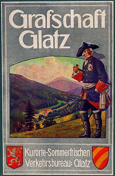 Grafschaft Glatz Kurorte Sommerfrischen
