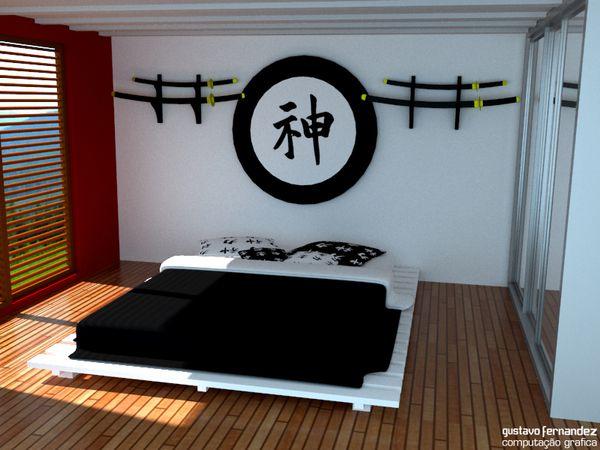 +1000 ideias sobre Cama Japonesa no Pinterest Cama  ~ Quarto Planejado Estilo Japones