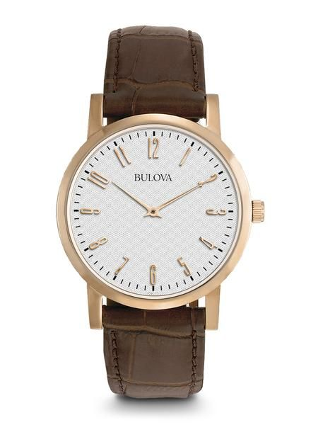 Bulova 97A106 Men's Watch | Bulova - International Website