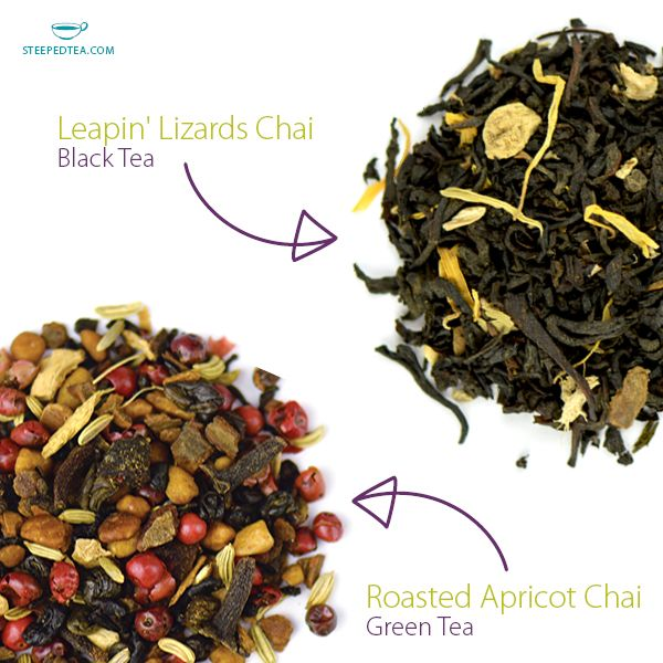 Give chai a try and taste our delicious loose leaf blends!    www.mysteepedtea.com/deborah