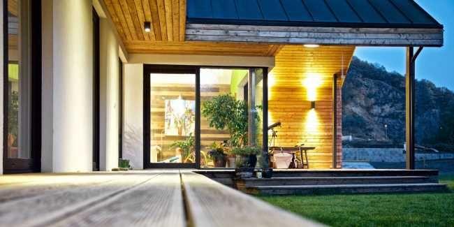 Pasívny dom pre mladú rodinu – rozhovor s architektom   Pasívne domy   Stavby   Architektúra   www.asb.sk
