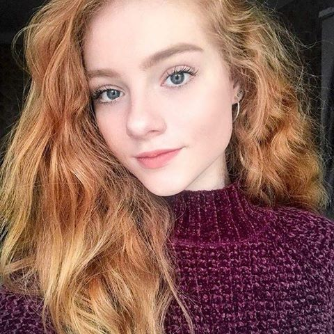 @julia.adamenko   ~  @gagachem  ~  #redhead #sexyredhead #ginger #redhair #redheadsofinstagram #ruiva #redheads #gingerlife #redhairdontcare #redheadgirl #pale #model #redheadsdoitbetter #gorgeous #makeup #smile #beauty #selfie #gingergirl #iamredhead #naturalbeauty #makeup #freckled #freckledfaces