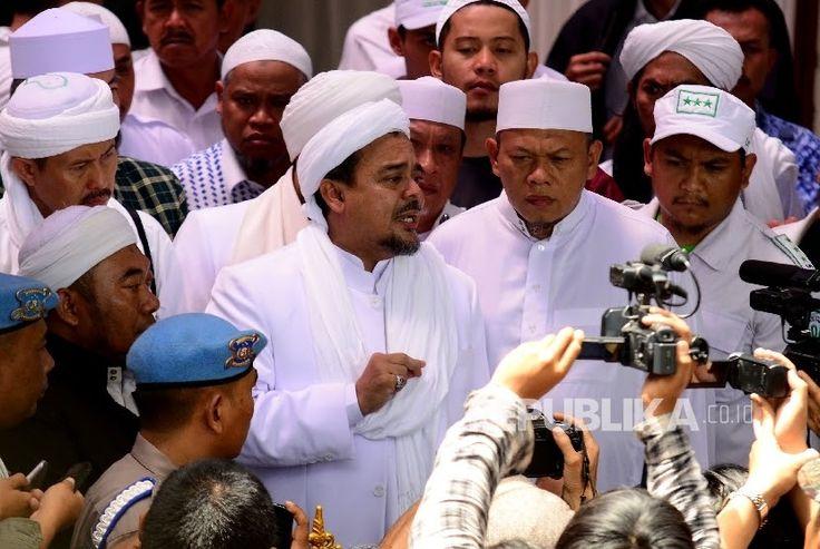 Polisi: Kasus Habib Rizieq Bisa Dihentikan, Asal ...