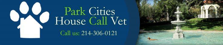 Park Cities House Call Vet - Veterinarian In Dallas, TX USA :: Home