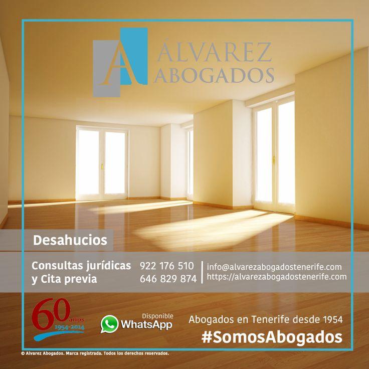 Abogados expertos en Desahucios en Tenerife. Reclamamos las rentas no abonadas. Consulte su caso sin compromiso. https://alvarezabogadostenerife.com/?p=11684 #SomosAbogados #Abogados #Desahucios