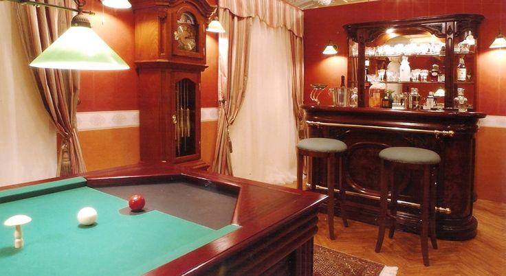 Szivarszoba - Cigar room