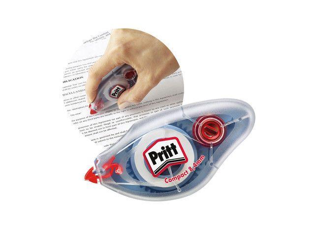 Pritt Correction Roller Compact 4,2 mm x 8,5 m (1  x 8,5 m (1 line) (781 375)... #PrittCorrectionRoller