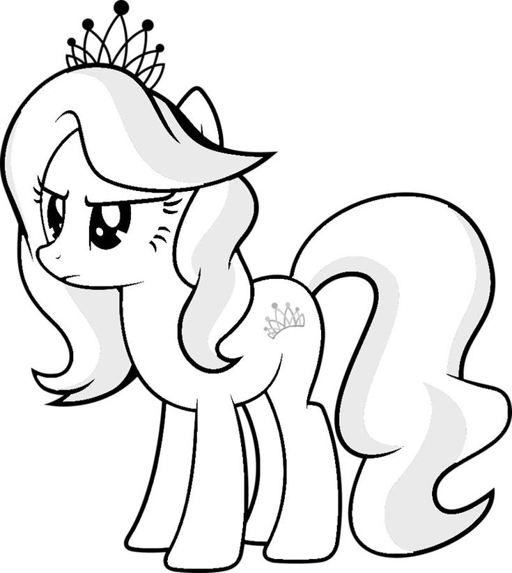 My Little Pony Coloring Pages Google Search : Best my little pony coloring pages images on pinterest