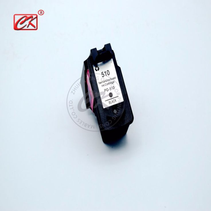 1pk Compatible ink cartridge pg510 PG510 PG-510 for Canon MP230 MP240 MP250 MP260 MP270 MP280 MP282 MP480 MP490 MP495 printer