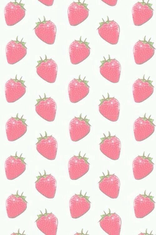 kawaii strawberry wallpaper vintage - photo #9