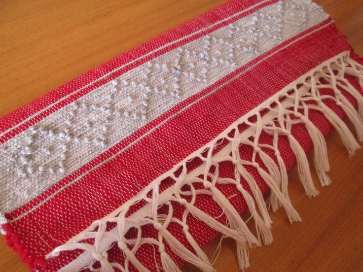 Handmade woden table runner | Unique table runner | Home decor | Kitchen decor | by colorfulstripeshome on Etsy