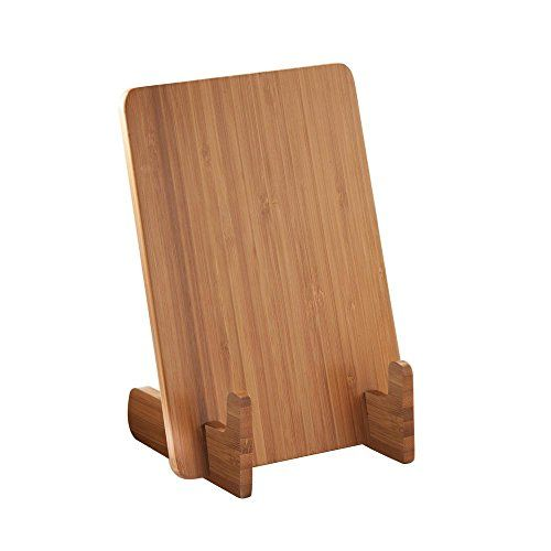 Typhoon Connect Bamboo Tablet and Cookbook Holder Typhoon