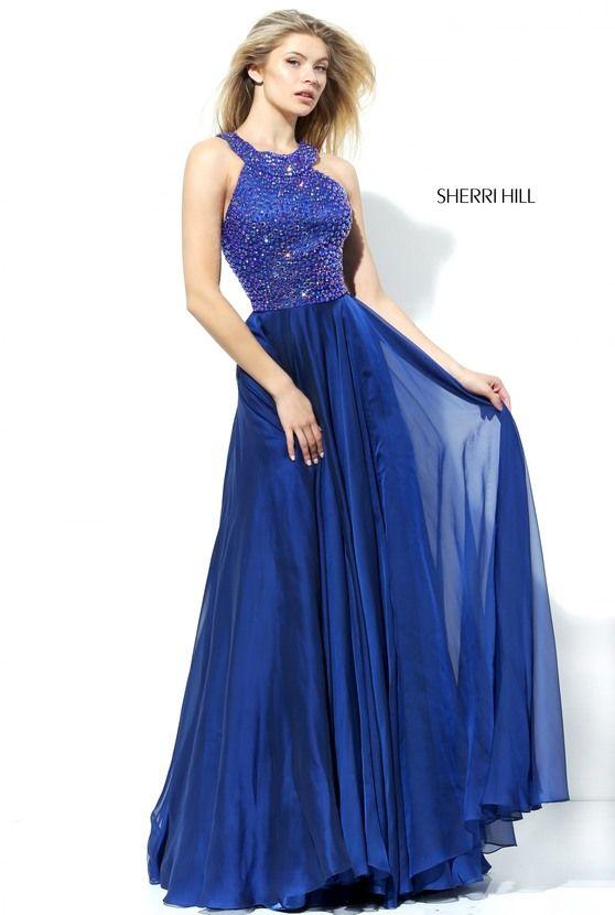 432 best sherri hill dresses images on pinterest | formal dresses