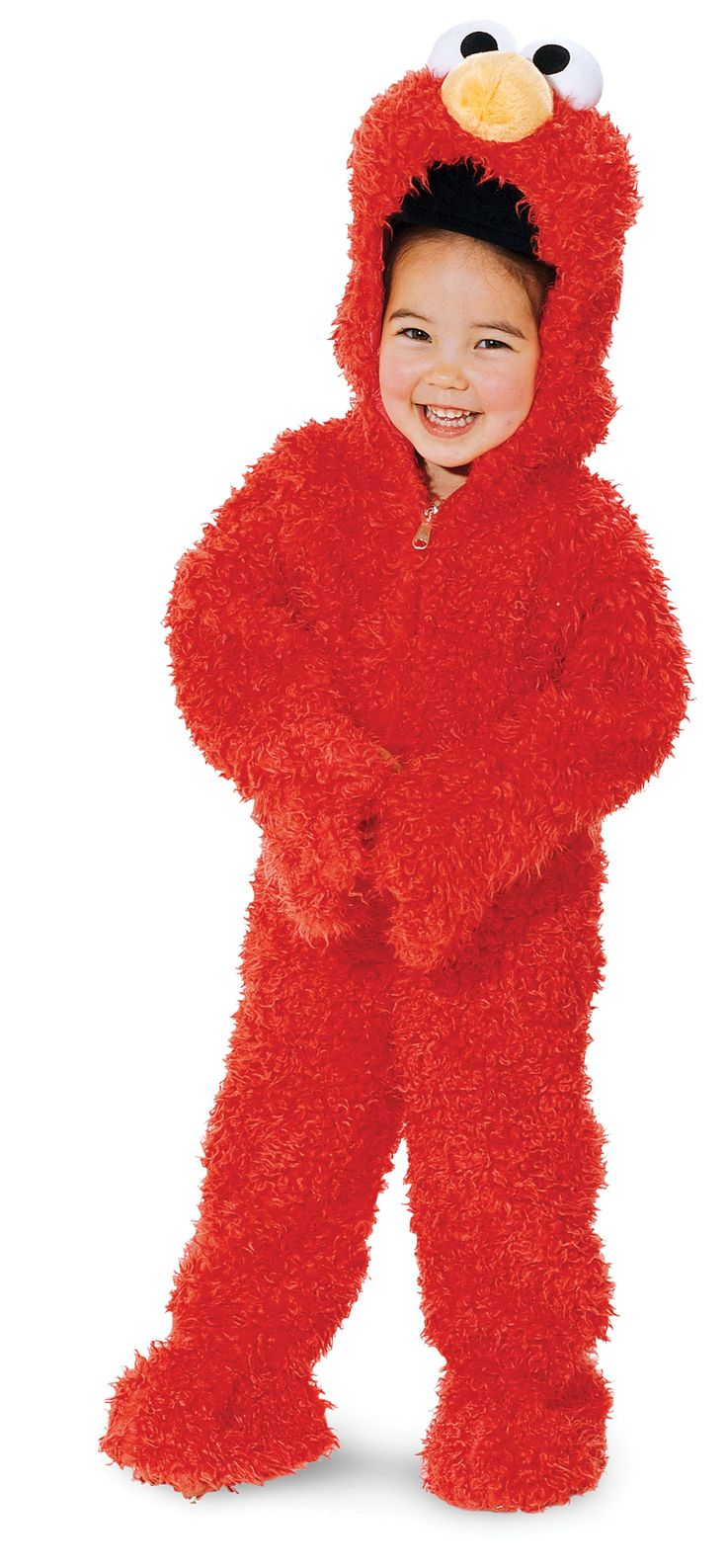 Elmo Plush Deluxe Toddler Costume, 12238