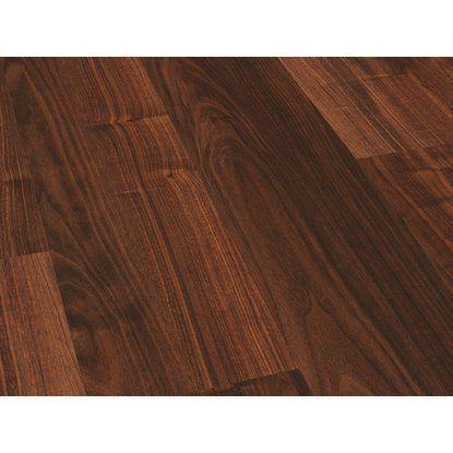 Obi - Parador Laminatboden Basic 200 Walnuss Holzstruktur