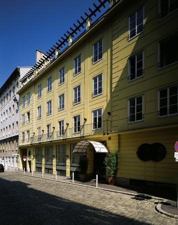 Hotel K+K Hotel Maria Theresia, Vienna, 01-03/Març 1991