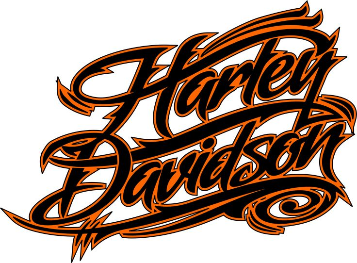 Jackson on harley decals airbrush