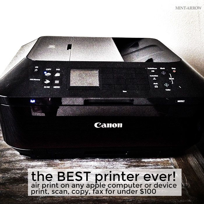 the best deal on the BEST printer for a macbook pro (or any computer!) print wirelessly with any apple device with AIR PRINT. amazing!