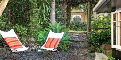 8 Mostyn Street, Kingsland. The City Bach. Locked into the north facing slopes of Kingsland you'll get your sun in spades, filtering through the lush tropical gardens that are worthy of a photo shoot from NZ House & Garden.