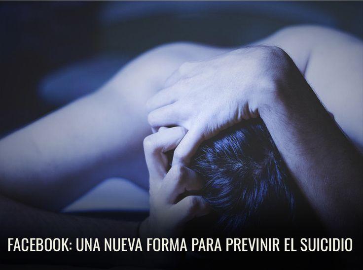 Con esta característica Facebook quiere prevenir el suicidio. http://www.enter.co/cultura-digital/redes-sociales/facebook-presenta-una-nueva-caracteristica-para-prevenir-el-suicidio/