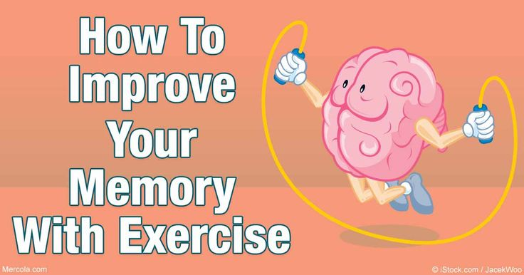 Research suggests moderate to intense exercise can slow brain aging by as much as 10 years. It also helps prevent cognitive decline and staves off dementia. http://fitness.mercola.com/sites/fitness/archive/2016/07/08/how-exercise-improves-memory.aspx