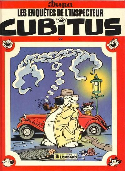 Les enquêtes de l'inspecteur Cubitus