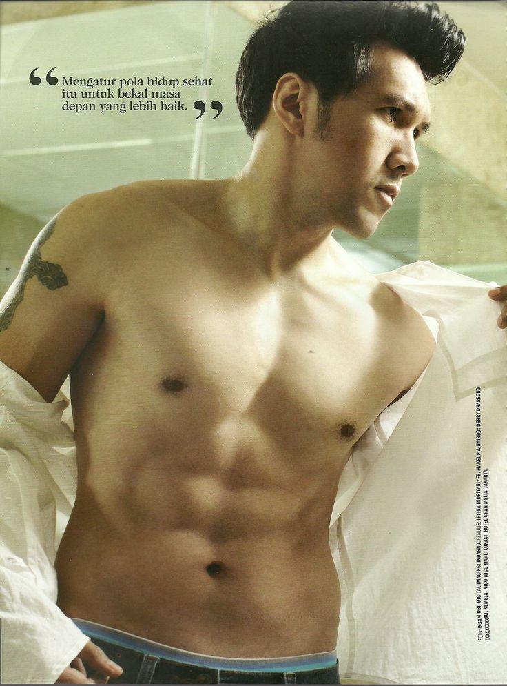sexy david // shirtless