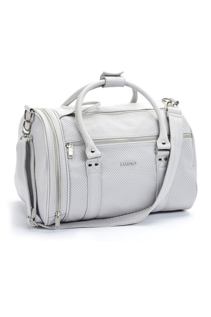 Head Contemporary St Moritz Bag (Grey) - Accessories