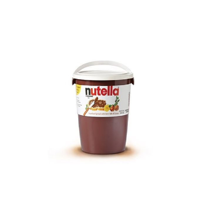 Nutella 6.6lb Tub, All You Need is Nutella!