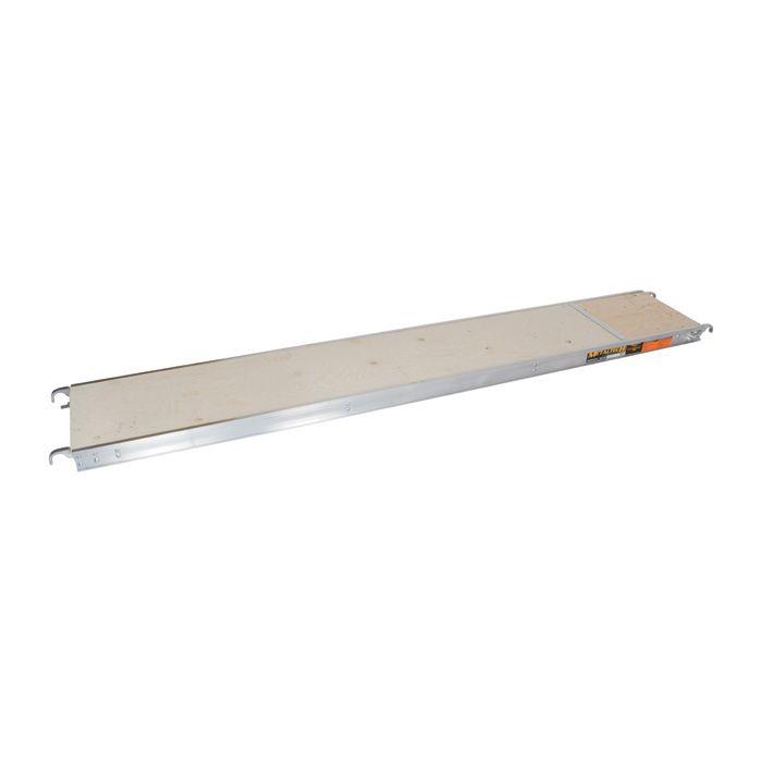 Metaltech Scaffold Platform Section — 10Ft.L, Model# M-MPP1019 | Scaffolding| Northern Tool + Equipment