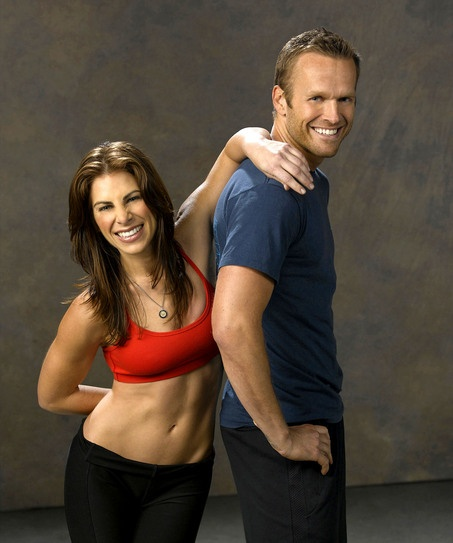 The biggest loser... Love this show! Very inspiring!