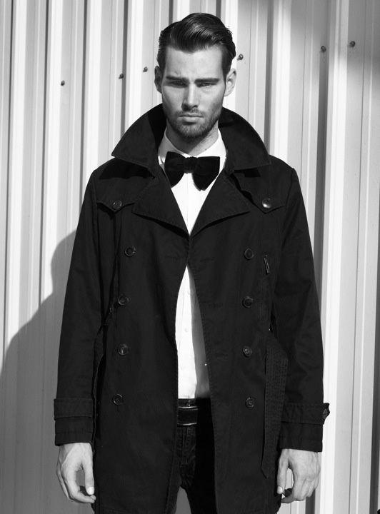 Sebastian Schlueter by Skye Tan for Male Model Scene
