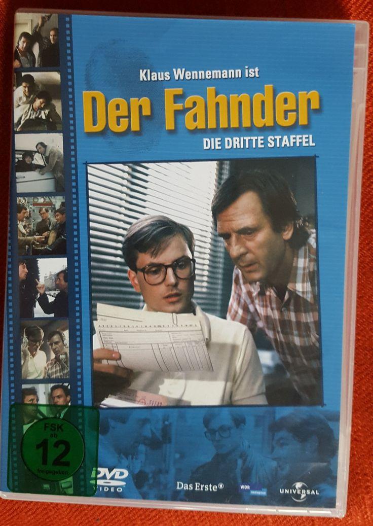 Der Fahnder, eine der besten deutschen Krimiserien.