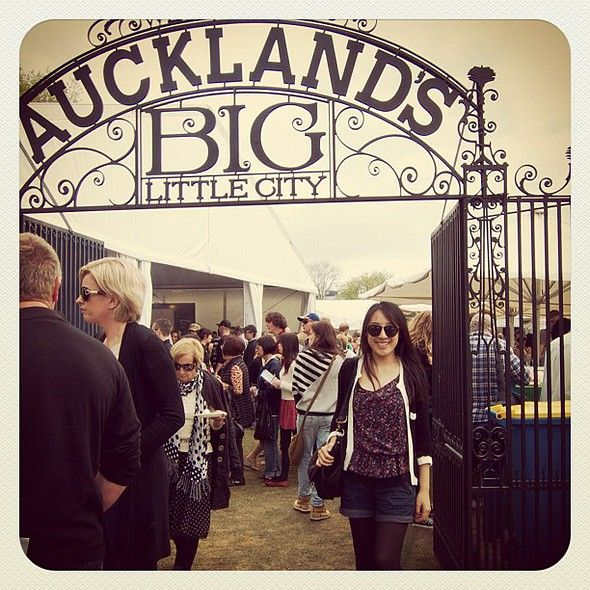 Taste of NZ food festival. What a day.  #Auckland @ Taste of New Zealand