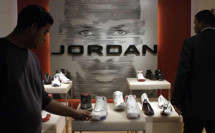 Will women leap to buy Michael Jordan sneakers?