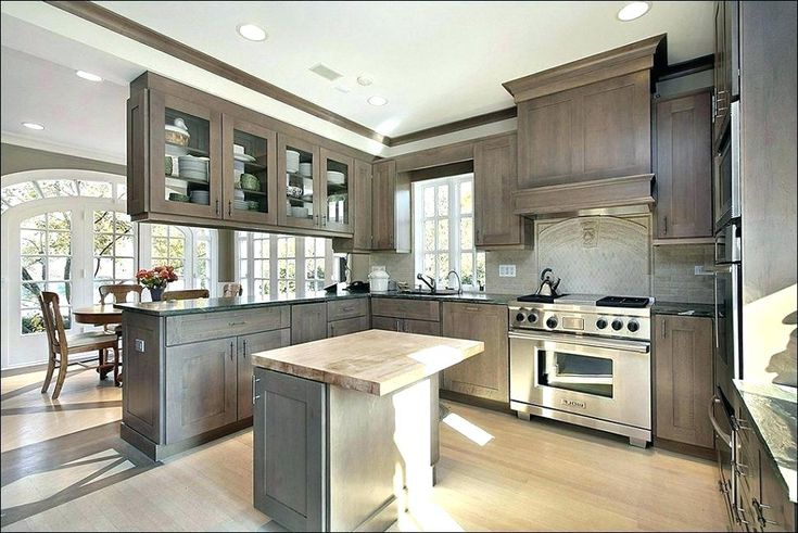 staining kitchen cabinets black best 25 gray stained cabinets ideas on 5700
