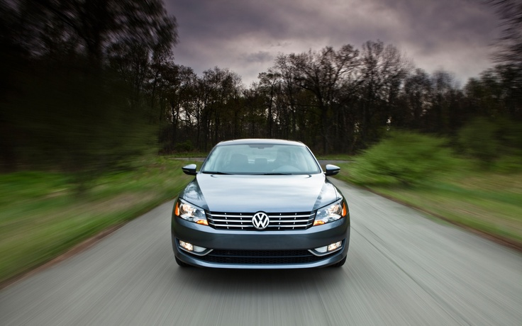 My car! Well, my next car - a VW Passat TDI. 800+ miles on one tank of fuel, reasonably priced, german engineering, large enough for a family, elegant enough for the red carpet, best interior in its class imho.