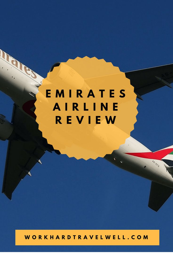 A review of Emirates Airlines Boeing 777 and Airbus 380.